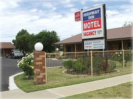 Highway Inn Motel - SA Accommodation