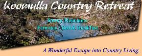 Koomulla Country Retreat - SA Accommodation
