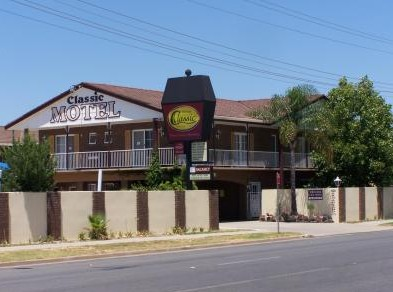 Albury Classic Motor Inn - SA Accommodation