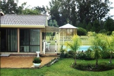 Tallowood Ridge Farmstay B - SA Accommodation