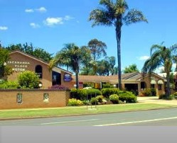 Jacaranda Place Motor Inn - SA Accommodation