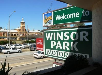 Albury Winsor Park Motor Inn - SA Accommodation