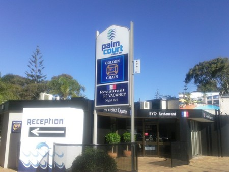 Palm Court Motor Inn - SA Accommodation