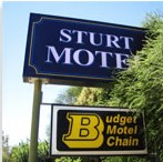 Sturt Motel - SA Accommodation