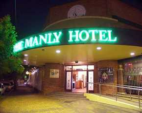 The Manly Hotel - SA Accommodation