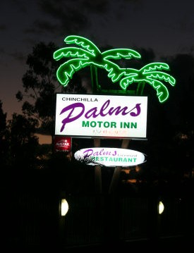 Chinchilla Palms Motor Inn - SA Accommodation