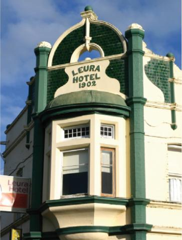 Leura Hotel - SA Accommodation