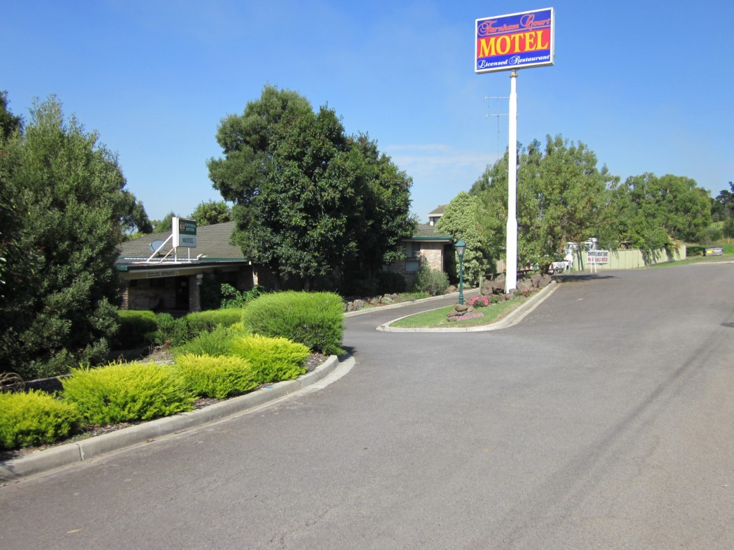Farnham Court Motel - SA Accommodation
