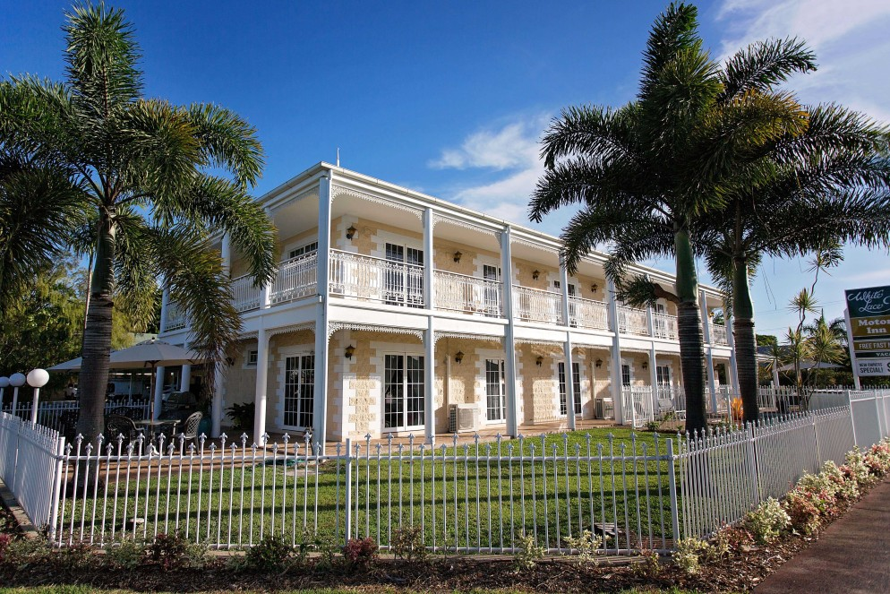 White Lace Motor Inn - SA Accommodation