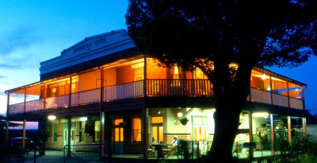 Abernethy Guesthouse - SA Accommodation