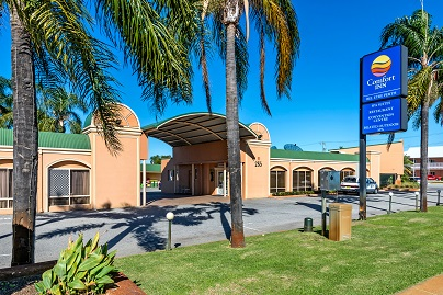 Comfort Inn Bel Eyre Perth - SA Accommodation