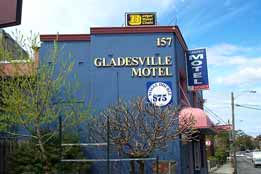 Gladesville Motel - SA Accommodation
