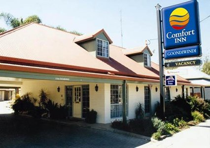 Comfort Inn Goondiwindi - SA Accommodation