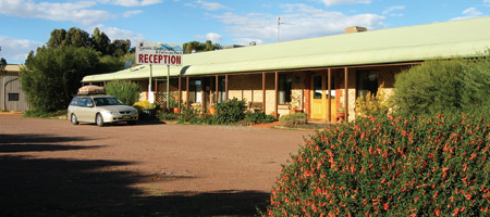 Gawler Ranges Motel - SA Accommodation