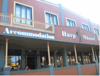 Harp Deluxe Hotel - SA Accommodation