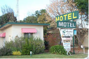 COHUNA MOTOR INN - SA Accommodation