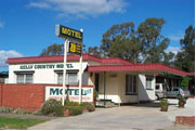 GLENROWAN KELLY COUNTRY MOTEL - SA Accommodation