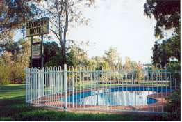 Seymour Motel - SA Accommodation