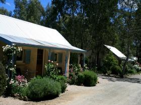 Riesling Trail Cottages - SA Accommodation