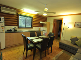Western KI Caravan Park Cabins - SA Accommodation