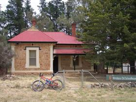 Wirrabara Schoolhouse YHA - SA Accommodation