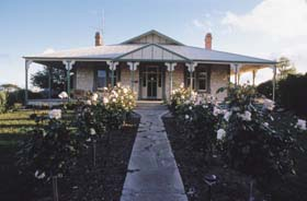 Stranraer Homestead - SA Accommodation