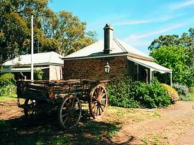 Reilly's Wines Heritage Cottages - SA Accommodation