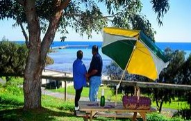 Moonta Bay Caravan Park Cabins - SA Accommodation