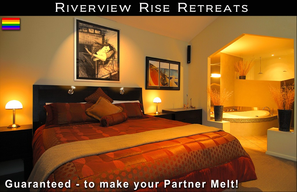 Riverview Rise Retreats - SA Accommodation
