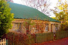 Colonial Cottages of Ross - Captain Samuels Cottage - SA Accommodation