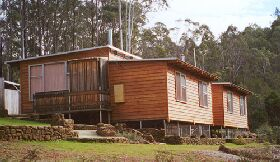 Minnow Cabins - SA Accommodation