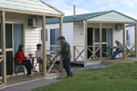 Discovery Holiday Parks Devonport Cosy Cabins - SA Accommodation