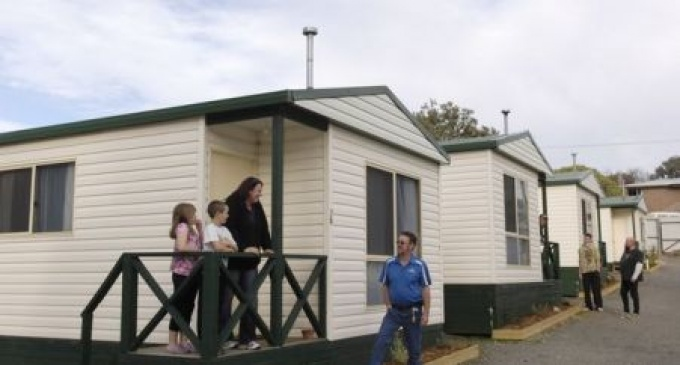 Discovery Holiday Parks Mornington Hobart - SA Accommodation