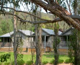 The Homestead Cabins Brogo - SA Accommodation