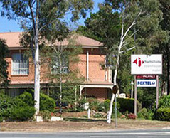 Hamilton's Townhouse Motel - SA Accommodation