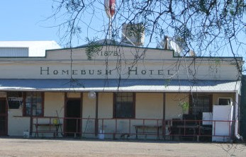 The Homebush - SA Accommodation