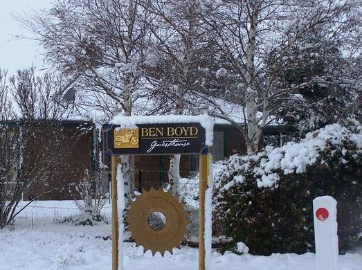 Ben Boyd Guesthouse - SA Accommodation