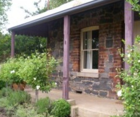 Accommodation Pinn Cottage - SA Accommodation