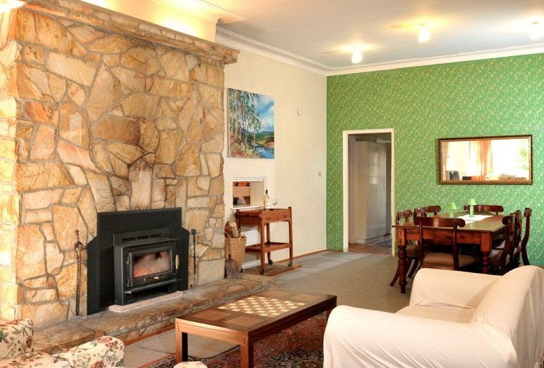 Oakleigh Rural Retreat - SA Accommodation
