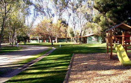 Corowa Caravan Park - SA Accommodation