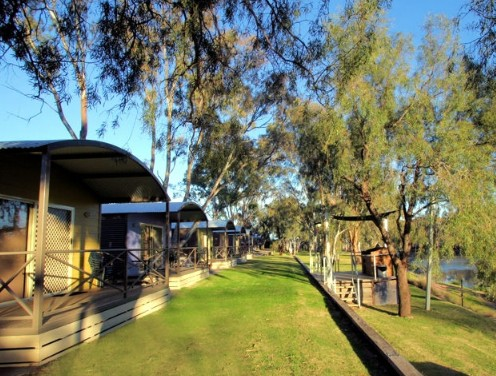 BIG4 Deniliquin Holiday Park - SA Accommodation