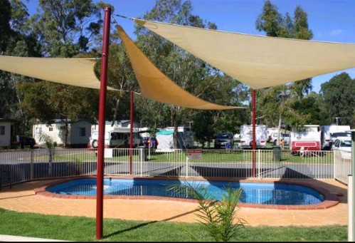 Deniliquin Riverside Caravan Park - SA Accommodation