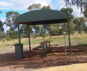 Wanganella Creek Camp Park - SA Accommodation