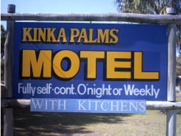 Kinka Palms Beachfront Apartments / Motel - SA Accommodation