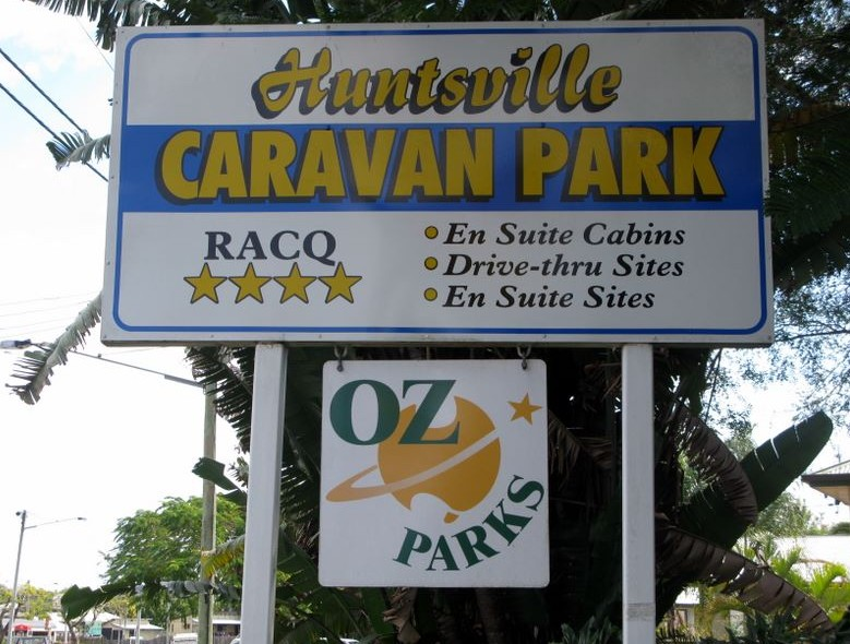 Huntsville Caravan Park - SA Accommodation