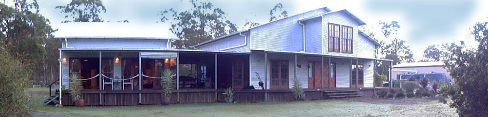 Tin Peaks Bed and Breakfast - SA Accommodation