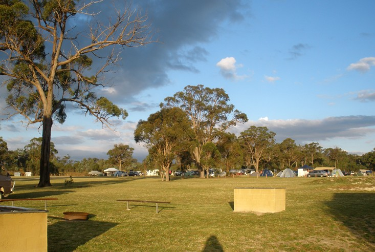 Sommerville Valley Tourist Park - SA Accommodation