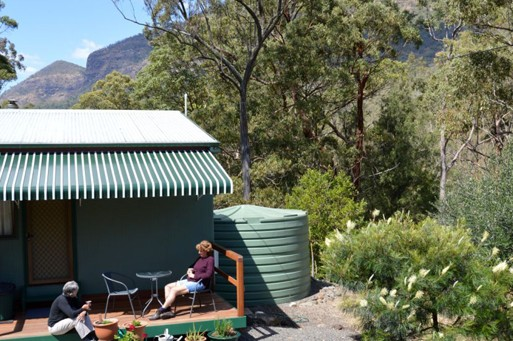 Cave Rock Cottages - SA Accommodation