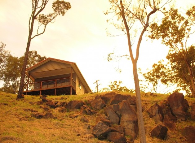 ecoRidge Hideaway - SA Accommodation