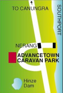 Advancetown Caravan Park - SA Accommodation